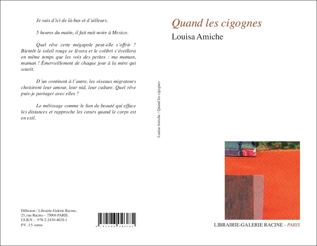 Louisa AMICHE - Quand les cigognes