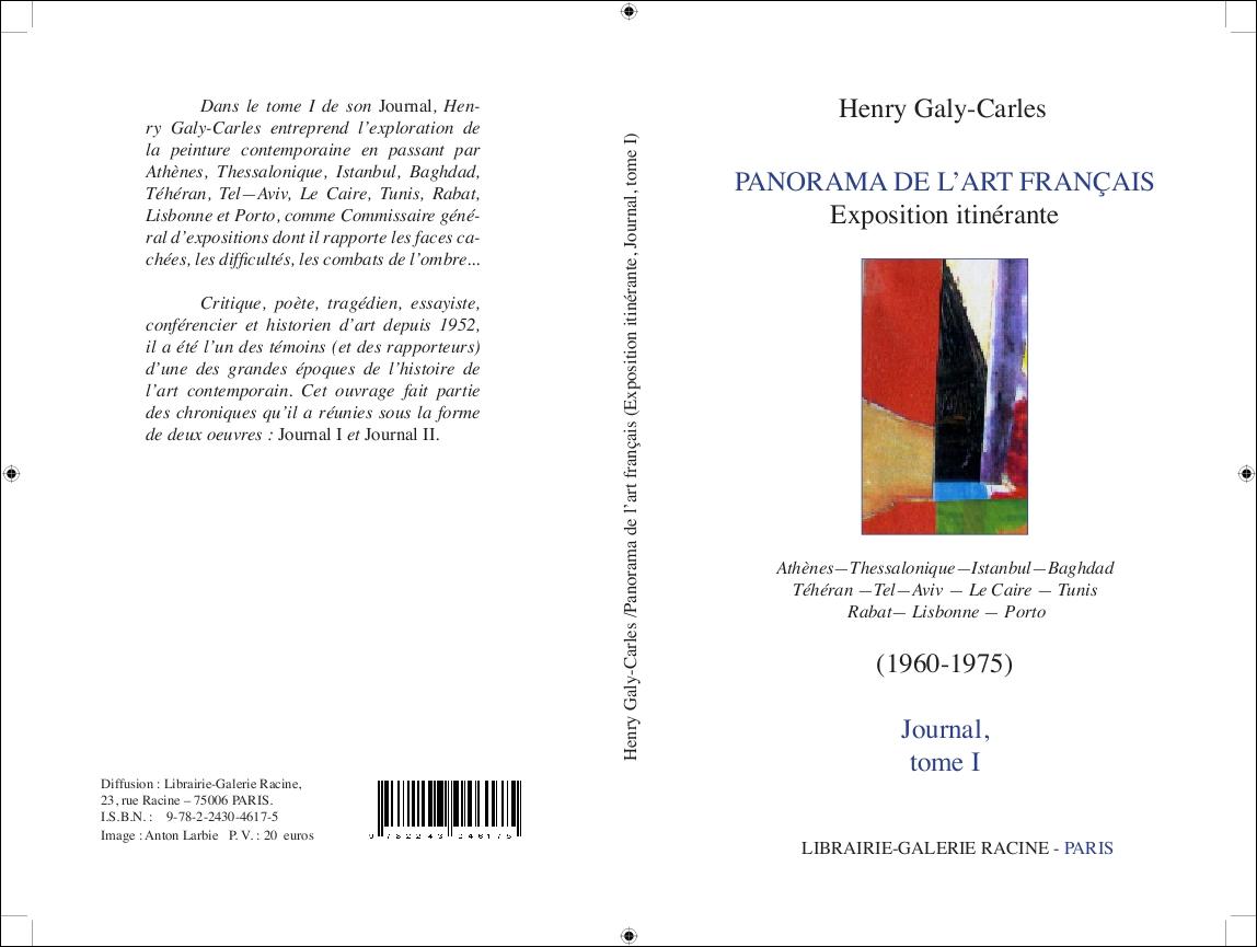 couv Galy-Carles, Panorama I sébastien