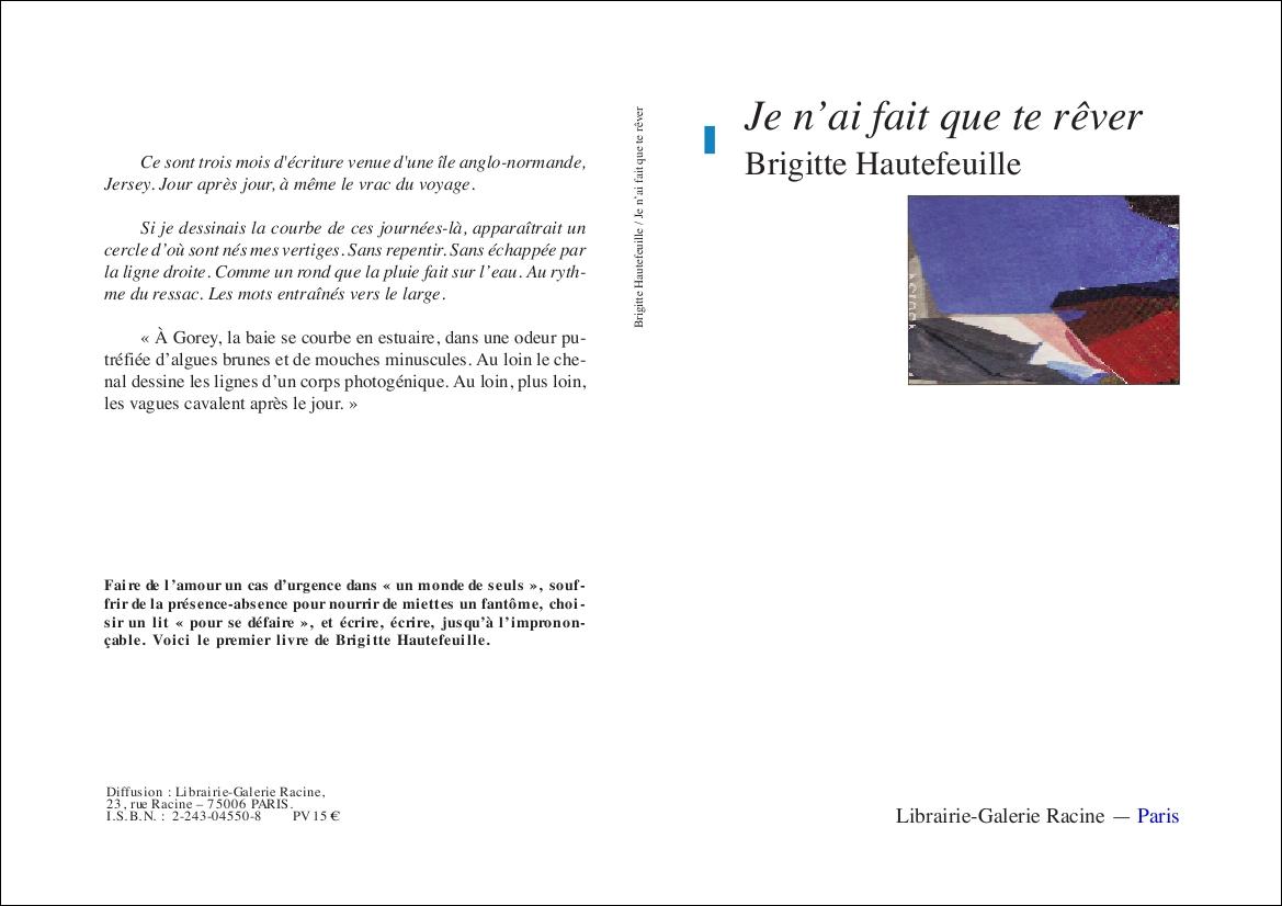 couv Hautefeuille Sébastien