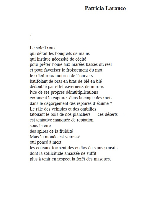 Anthologie p6