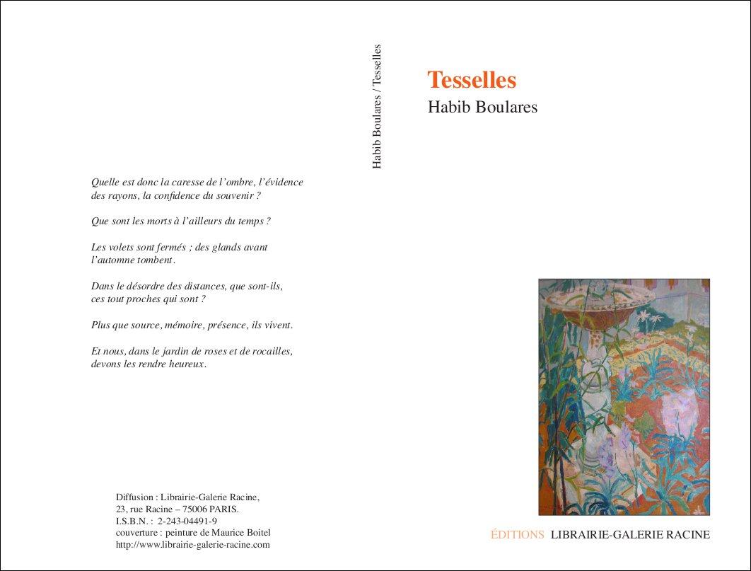 BOULARES Habib