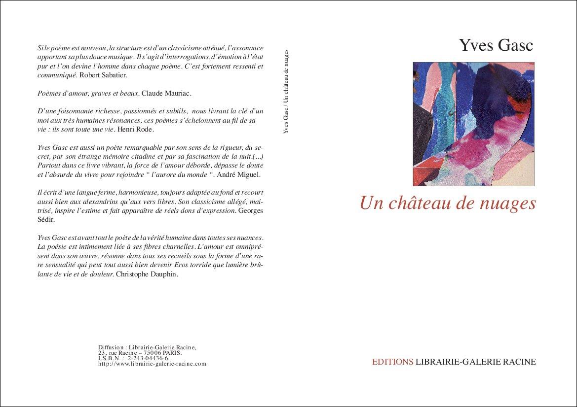 Yves Gasc Un château
