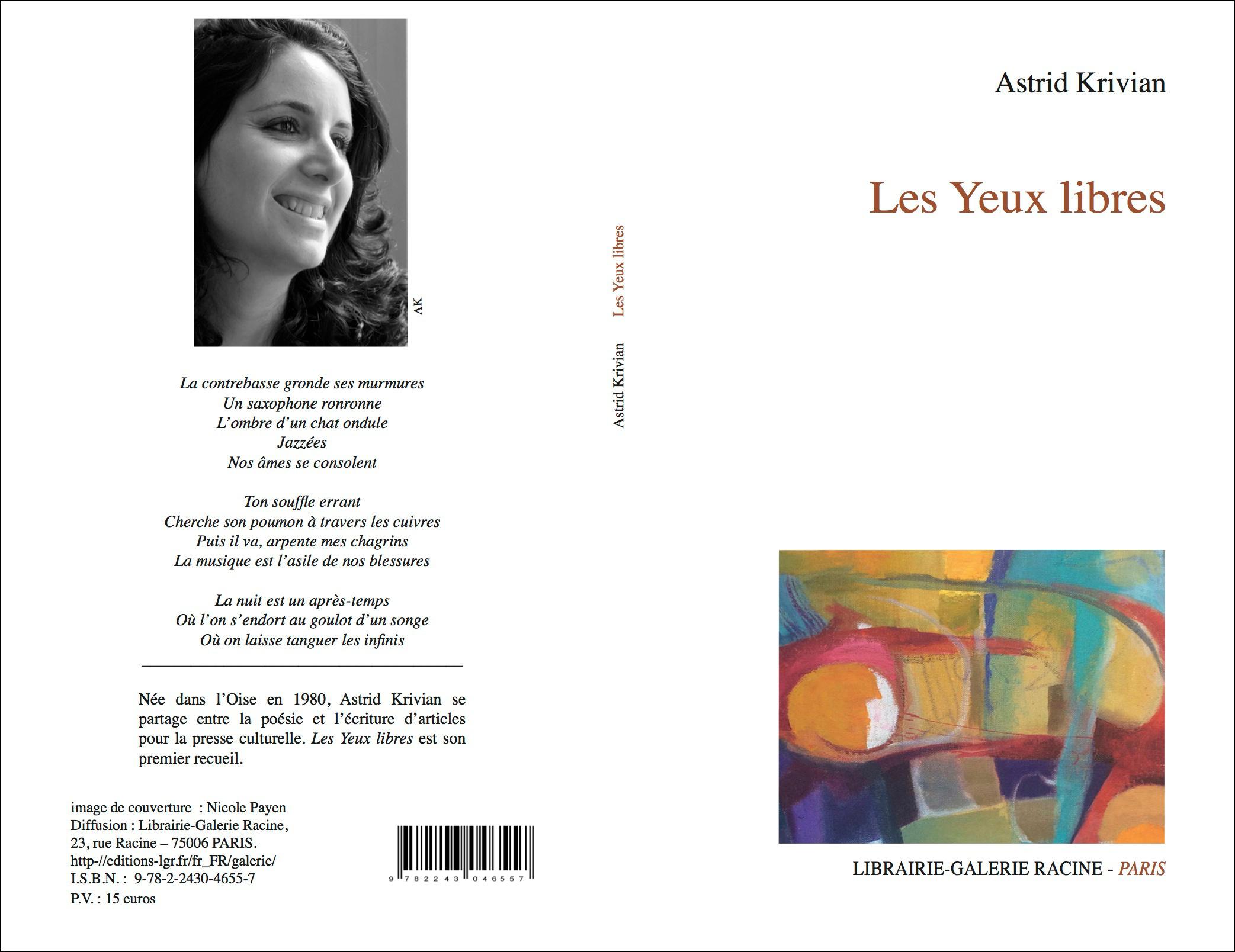 Astrid Krivian - Les Yeux libres