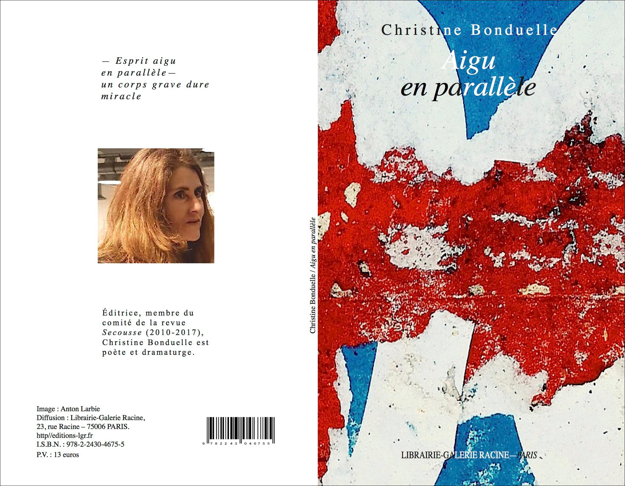 Christine BONDUELLE - Aigu en parallèle