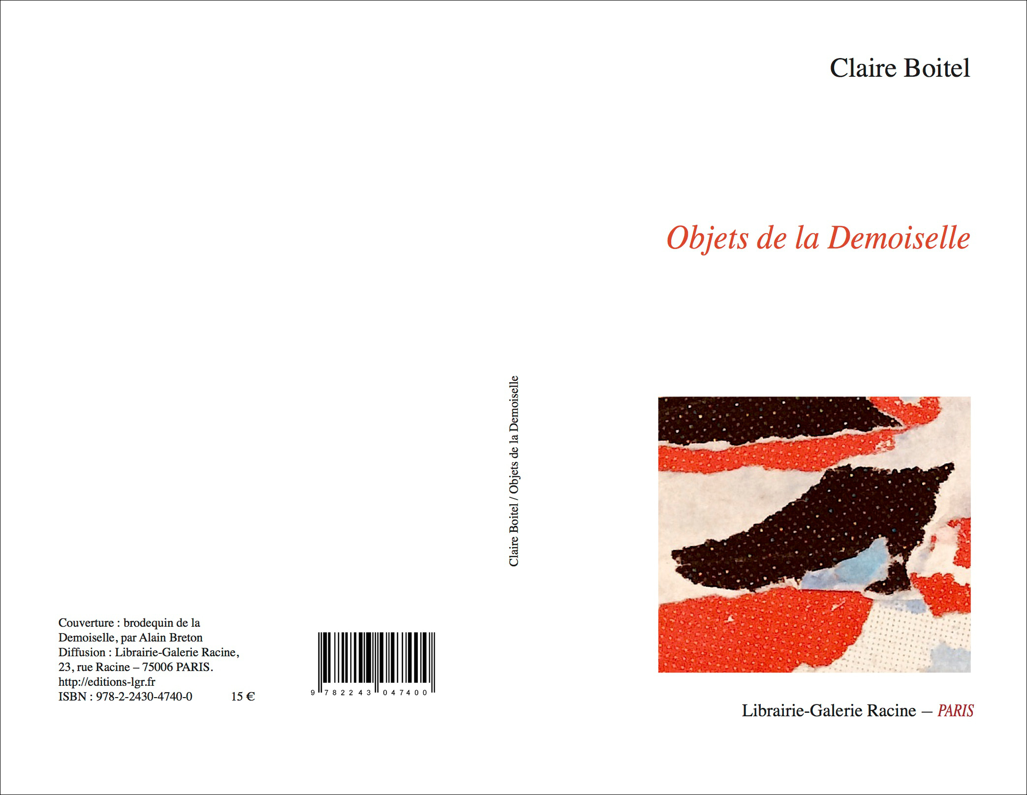 Claire BOITEL - Objets de la Demoiselle
