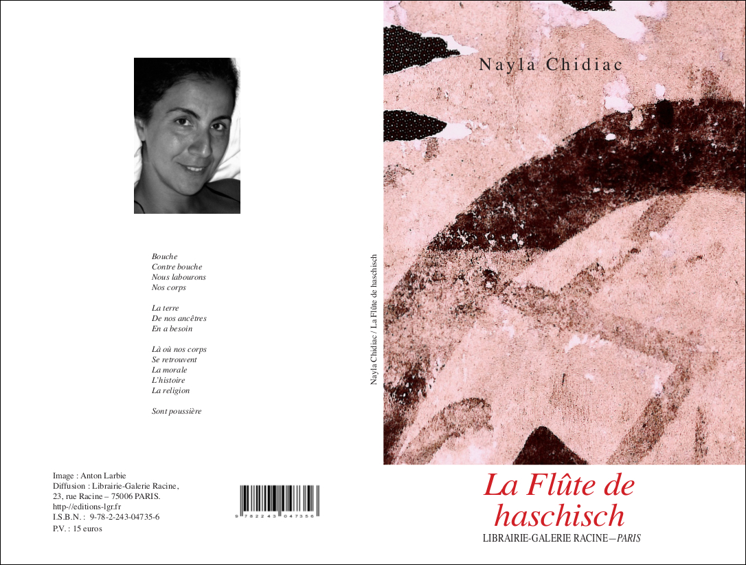 Nayla Chidiac - La Flûte de Haschisch