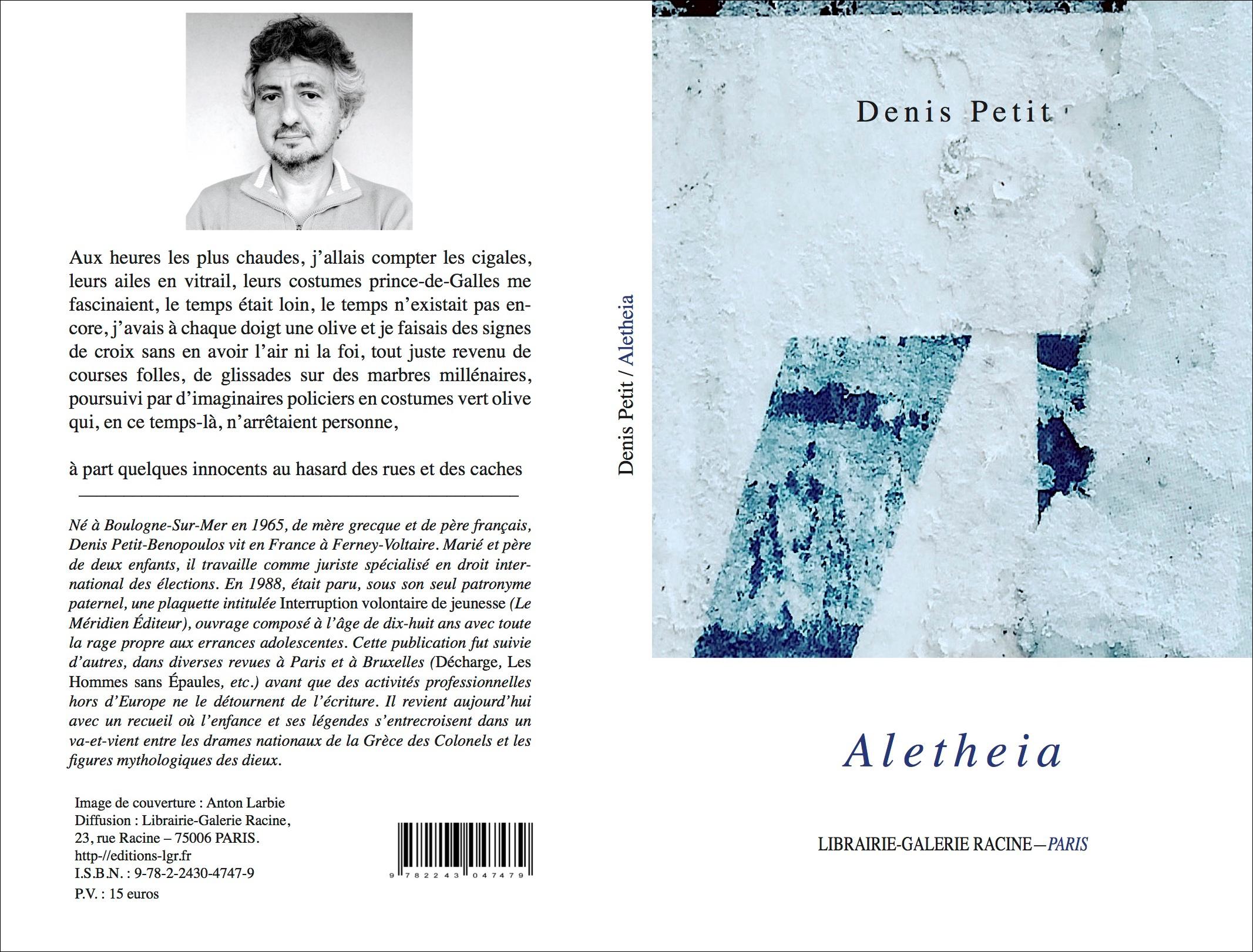Denis PETIT - Aletheia